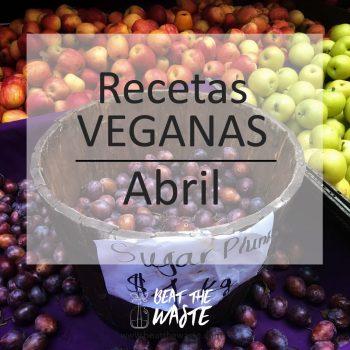 abril recetas veganas